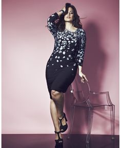 Plus SIze Designer Anna Scholz for Simply Be Fall 2013 #mateloosmooi