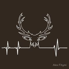 Deer Hunting Heartbeat Limited 2016 Classic Tee Black Hunting Heartbeat T-Shirt - Deer Heartbeat - I Love HuntingHunting Heartbeat T-Shirt - Deer Heartbeat - I Love Hunting Hunting Decal, Deer Hunting Tips, Hunting Dogs, Archery Hunting, Bow Hunting, Deer Hunting Quotes, Hunting Shirts, Deer Hunting Tattoos, Deer Quotes