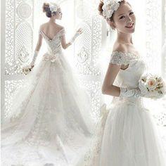 ウェディングドレス、二次会、ロングドレス、オフショルダー、ウエディングドレス、妊婦さんもOK s-hs001