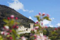 Churburg, Schluderns, Vinschgau, Zuid Tirol, Italie