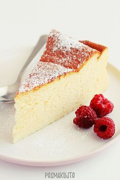 Vanilla Cake, Cheesecake, Recipes, Food, Pies, Biscuits, Bakken, Cheesecakes, Essen