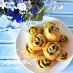 Rodzynkowe ślimaczki | Świat Ciasta