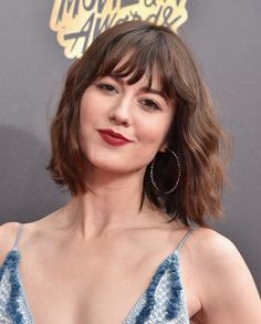 Mary Elizabeth Winstead Photos Photos - Actor Mary Elizabeth Winstead attends the 2017 MTV Movie And TV Awards at The Shrine Auditorium on May 7, 2017 in Los Angeles, California. - 2017 MTV Movie and TV Awards - Arrivals