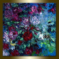 Rose Modern Painting