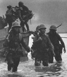 Special naval landing japanese forces