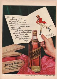 Vintage Drinks Advertisements of the 1940s (Page 33)