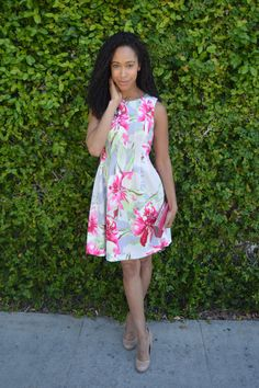 Spring dress from @marshalls #dress #fabfound