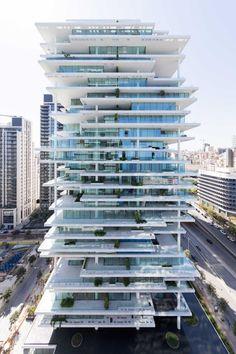 Best Modern Apartment Architecture Design 1