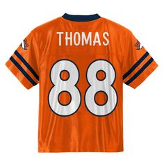 b4f56fdb9d2 Denver Broncos Baby Boys' Demaryius Thomas Jersey - 18 M, Size: 18M
