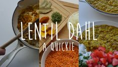 Lentil Dahl Recipe | Vegan, Cheap & Healthy