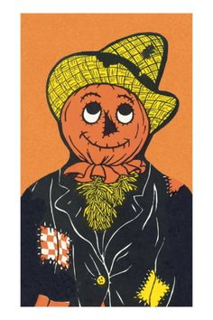 Scarecrow By Pop Ink-CSA Images