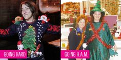 15 Times Extra-Spirited People Dressed Up as Christmas Trees  - Seventeen.com