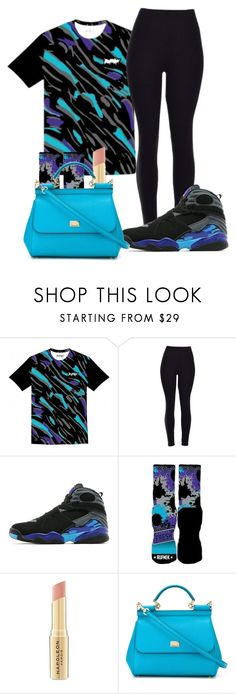 """""""Daily Swag 1 / 5"""" by ayannap ❤ liked on Polyvore featuring Jordan Brand, Napoleon Perdis and Dolce&Gabbana"""