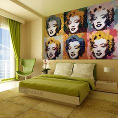 popART - Marilyn Monroe