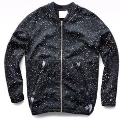 G-STAR RAW BY MARC NEWSON SWEAT ZIP BOMBER JACKET DESIGNER NEW MEN COAT SIZE L #GSTAR #Jacket