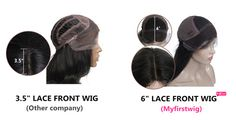 Lace Front Wig |myfirstwig.com