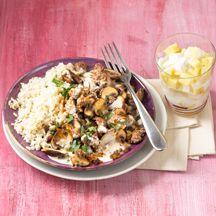 Salteado de arroz (10 PP)