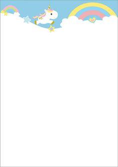 Wallpaper Backgrounds, Iphone Wallpaper, Wallpapers, Back To School Wallpaper, Molduras Vintage, Unicorn Printables, Powerpoint Background Design, School Frame, Stationeries