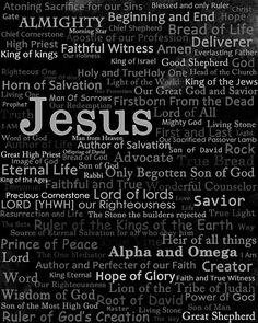 Name.of JESUS