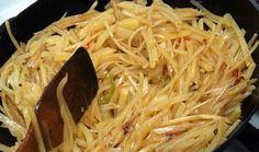 Zemiaky, netradiční příloha Slow Cooker Recipes, Cooking Recipes, Russian Recipes, Culinary Arts, International Recipes, Main Meals, Potato Recipes, Food To Make, Side Dishes