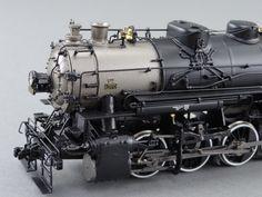 BRASSTRAINS.COM - HO Brass Model Train - PSC 17988-1 Precision Scale NH New…