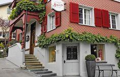 Boutique-Hotel Schlüssel Beckenried, Luzern, Lake Lucerne, Vierwaldstättersee, Zentralschweiz, Innerschweiz