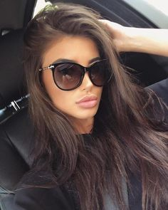 36 Perfect Hairstyles for Long Thin Hair (Trending for - Style My Hairs Trending Hairstyles, Easy Hairstyles, Beautiful Haircuts, Haircuts For Long Hair, Lip Fillers, Fine Hair, Hair Trends, Beauty Hacks, Sunglasses Women
