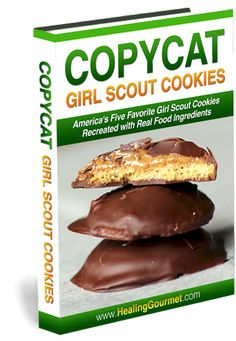 Girl Scout Cookies yum!