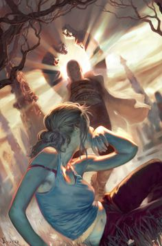 Comics by Jon Foster, via Behance