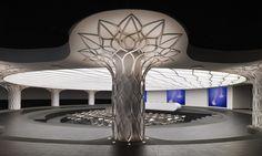 Kufra Multi-Functional Hall / COLLIDANIELARCHITETTO - 谷德设计网
