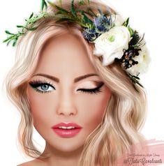 5 maquiagens para a primavera