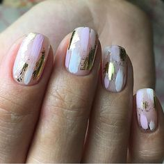 Pretty nail art design ideas #nailart