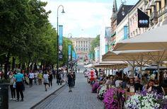 Oslo Main Street