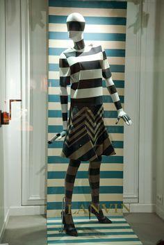 WindowsWear | Lanvin, Paris, January 2013