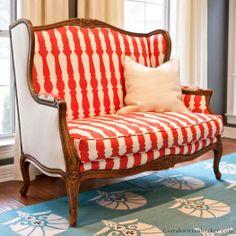 Madeline Weinrib Turquoise Otto Cotton Carpet via Sarah Wittenbraker Interiors