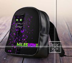 Amazing Game Enderman - Game Design For Kids School Bag Backpack