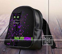 Amazing Game Enderman - Game Design For Kids School Bag Backpack