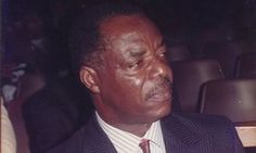 When the Nigerian civil war began in 1967, Ben Obumselu left his home in eastern Nigeria to join the Biafran cause.