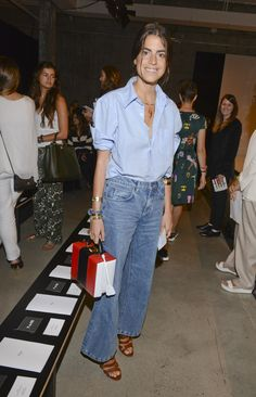 Edun - Front Row - Mercedes-Benz Fashion Week Spring 2015