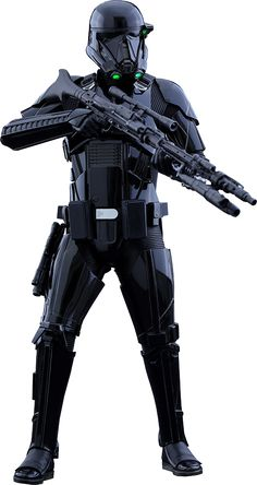 Death Trooper, Sixth Scale Figure by Hot Toys, Rogue One: A Star Wars Story - Movie Masterpiece Series.