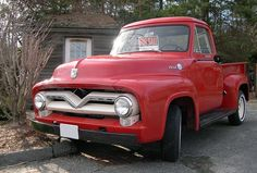 1957 Ford F150 - Ford F150 Forum - Community of Ford Truck Fans