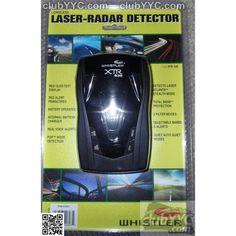 Whistler XTR-538 Cordless Radar Detector (XTR-538) by www.clubyyc.com Radar Detector, Mobile Accessories, Whistler, Consumer Electronics