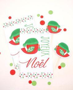Party Box Noël - Kits de fête ou boîtes