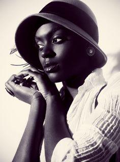 Stunning.  http://iamkhayyam.tumblr.com/post/6184958520/stunning-blackfashion-samantha-moore-shot-by