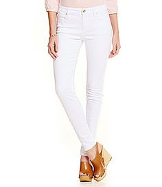a.n.a® Ankle-Zip Skinny Jeans - JCPenney | Trend We Love: White ...