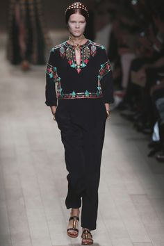 Valentino Spring-Summer 2014 collection Summer 2014, Spring Summer, Ethnic Patterns, Valentino, Elegant, Inspiration, Collection, Dresses, Style