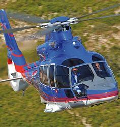 Dauphin EC155 B1   Eurocopter