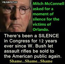 """The Republican Party could have easily extended the Assault Weapons ban Bill Clinton put in place. The compromise in 1994 was a ten year ban...You know, kind of like W. Bush's """"tax cut for the rich"""" plan in 2001 that was supposed to expire after 10 years also. The GOP fought for the tax cut extension, holding the President hostage after he called for the rich to pay more to pay for the Iraq War. And we're still broke. Tom Delay could have brought an assault ban bill to the House floor,"""