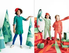 "The J. Crew Genius Who's Making ""Mini Mes"" of the Kids…"