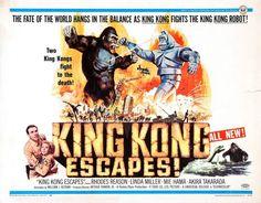 Svengoolie: King Kong Escapes (1967)